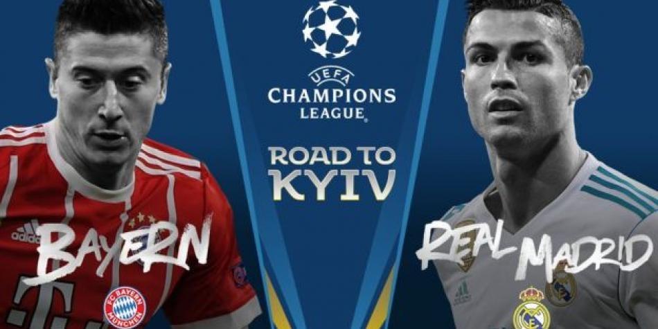 Bayern Munich - Real Madrid: