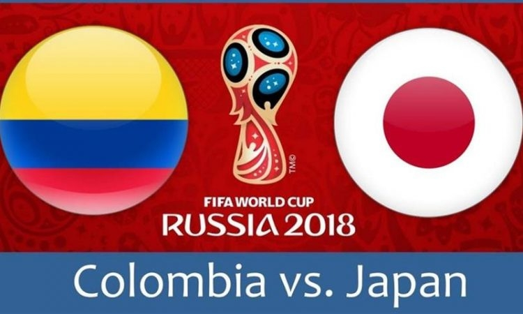 Colombia - Japan